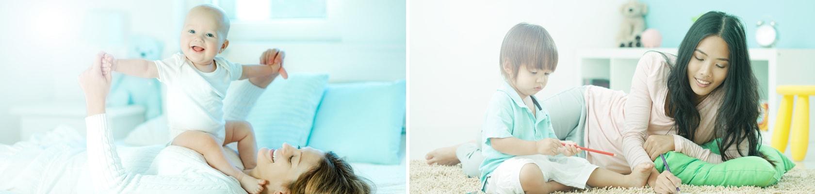 baby sitter dubai