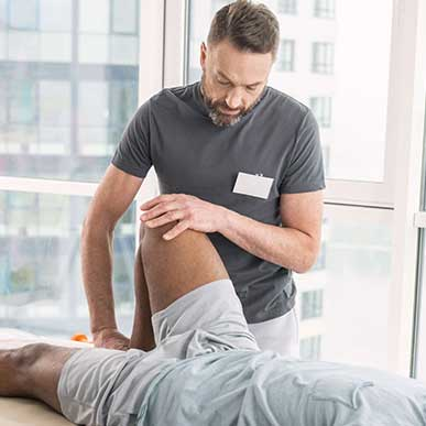 Physiotherapy Treatment - Dubai