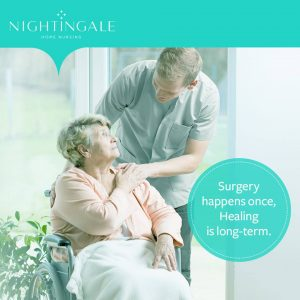 Post-operative Care - Nigtingale Dubai