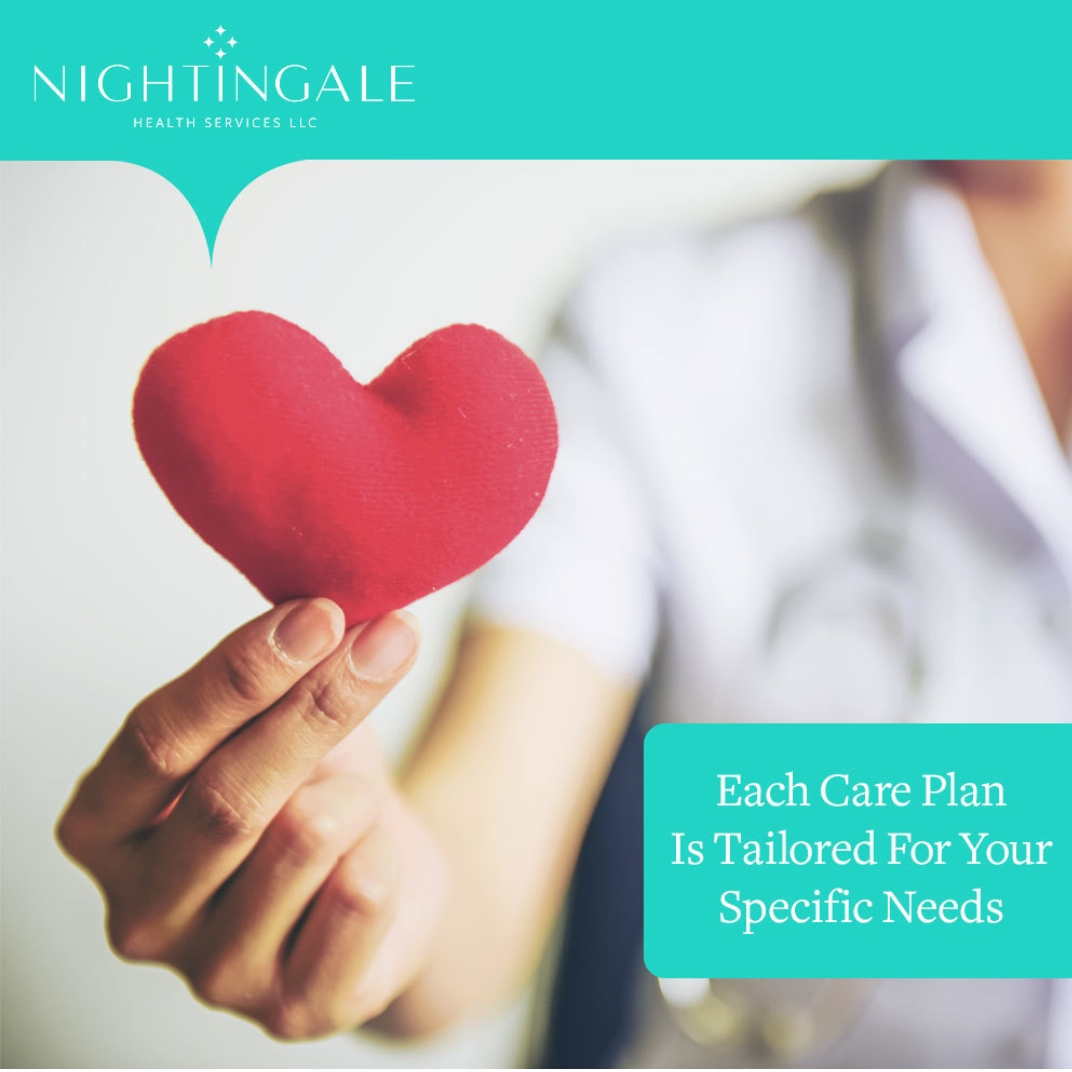 Elderly Home Care - Nightingale Dubai