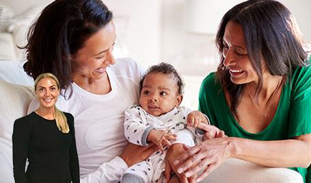 postnatal classes dubai