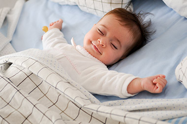 Building Good Sleep Habits for Your Little One
