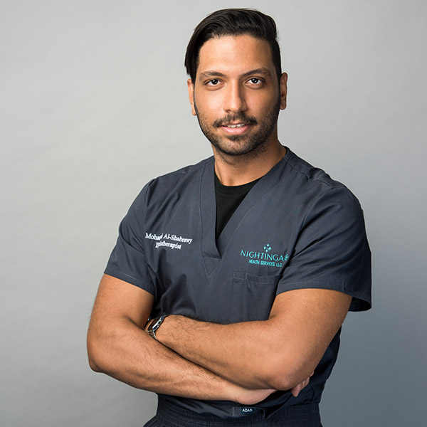 mohammed physiotherapist
